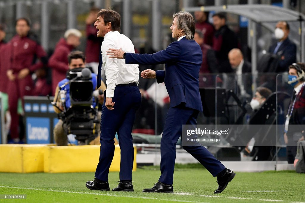Internazionale v AC Milan - Italian Serie A : News Photo