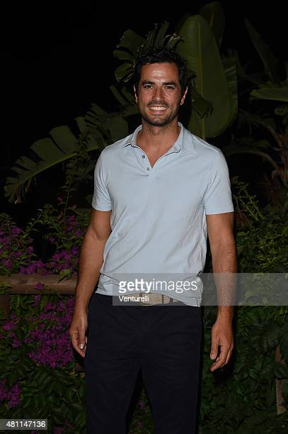 Antonio Cupo attends 2015 Ischia Global Film Music Fest Day 5 on July 17 2015 in Ischia Italy