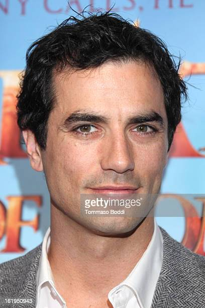 Antonio Cupo attends the 8th annual Los Angeles Italia Film Fashion and Art Festival opening night ceremony held at Mann Chinese 6 on February 17...