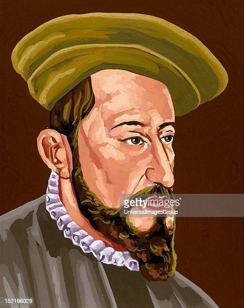 Antonio de Mendoza Marquis of Mondejar Count of Tendilla First viceroy of New Spain and the second viceroy of Peru