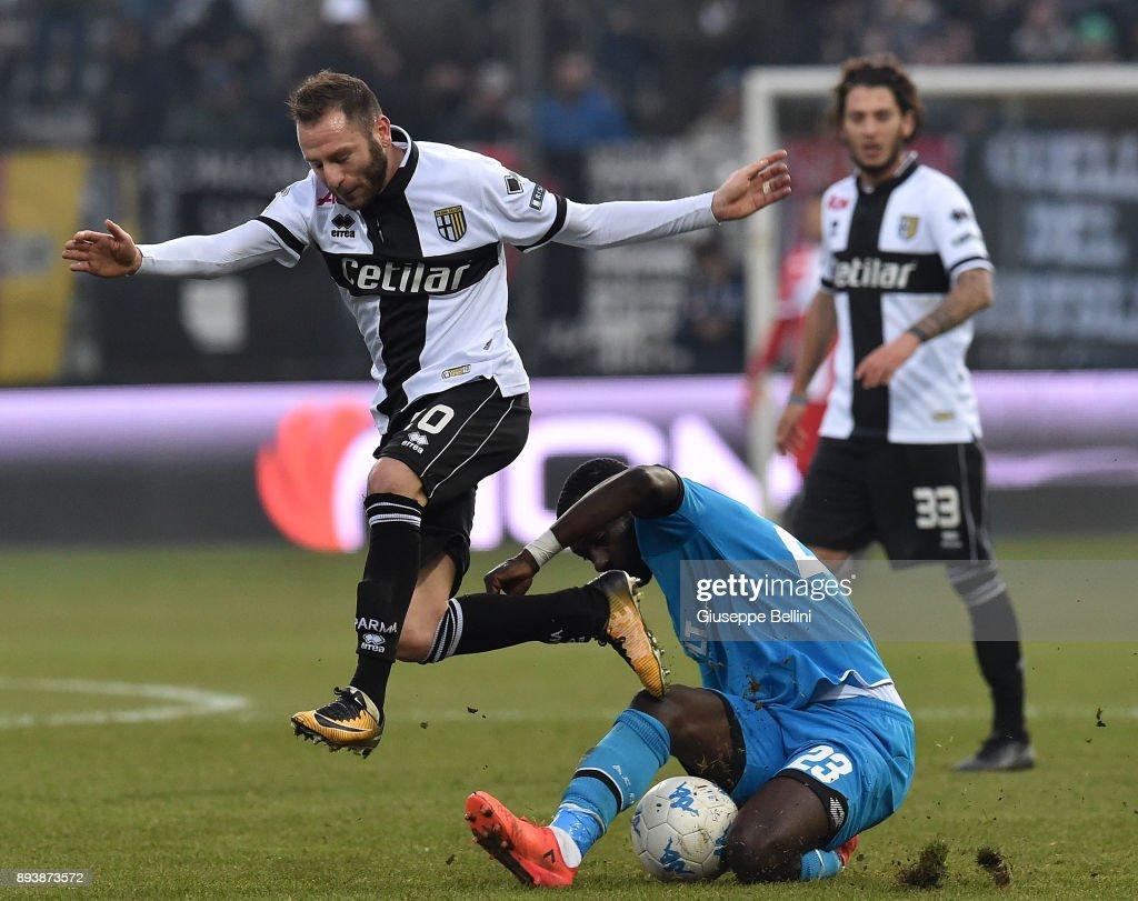 Parma Calcio v AC Cesena - Serie B
