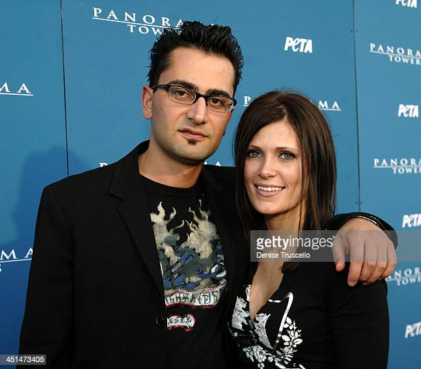 Antonio Esfandiari and Victoria Exclusive Coverage