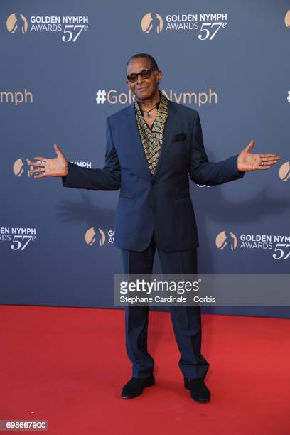 Antonio Fargas attends the 57th Monte Carlo TV Festival Closing Ceremony on June 20 2017 in MonteCarlo Monaco