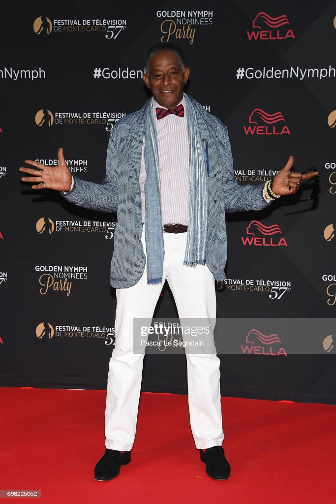 Antonio Fargas attends the Golden Nymph Nominees party at the Monte Carlo Bay hotel on day 4 of the 57th Monte Carlo TV Festival on June 19, 2017 in Monte-Carlo, Monaco.