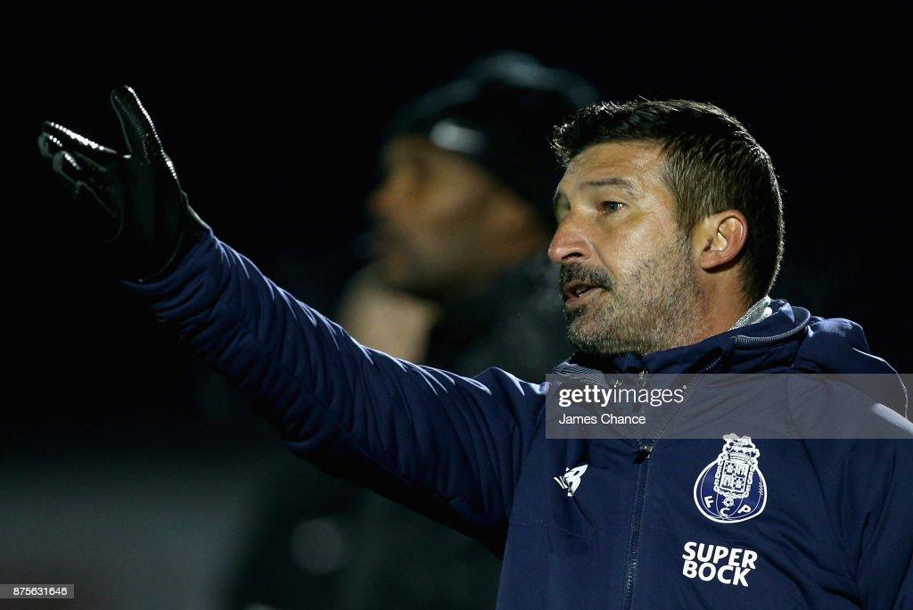 Arsenal U23 v Porto U23: Premier League International Cup : ニュース写真