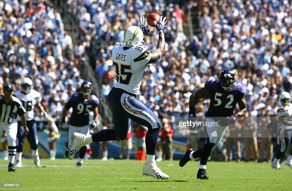 Baltimore Ravens v San Diego Chargers : News Photo