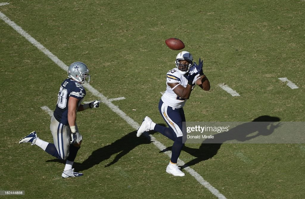 Dallas Cowboys v San Diego Chargers