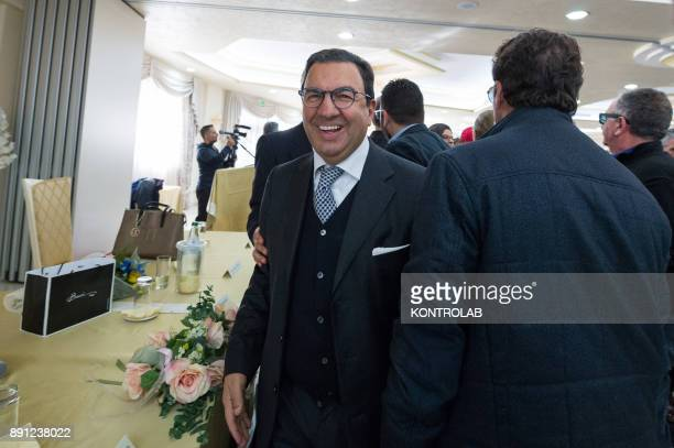 Antonio Gentile Senator of AP Undersecretary for Economic Development during a health event in Calabria