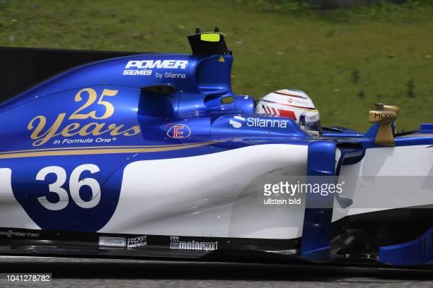 Antonio Giovinazzi Sauber F1 Team formula 1 GP China in Shanghai