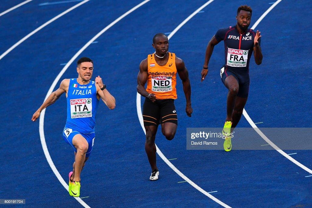 European Athletics Team Championships -  Day 1 : News Photo
