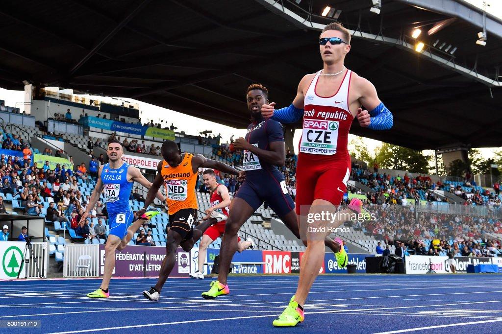 European Athletics Team Championships -  Day 1