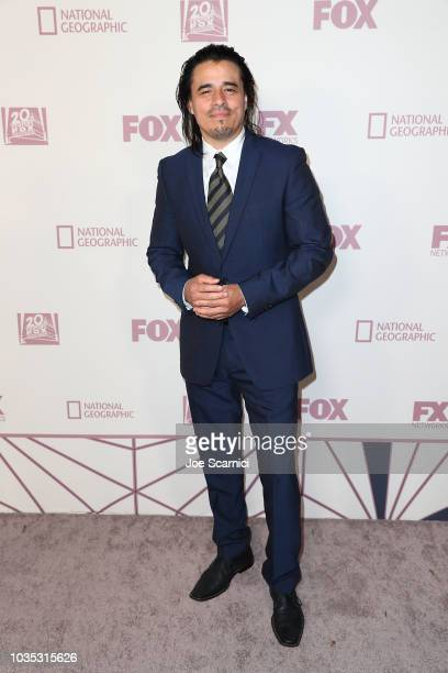 Antonio Jaramillo arrives at the FOX Broadcasting Company FX National Geographic and 20th Century Fox Television 2018 Emmy Nominee Party at Vibiana...