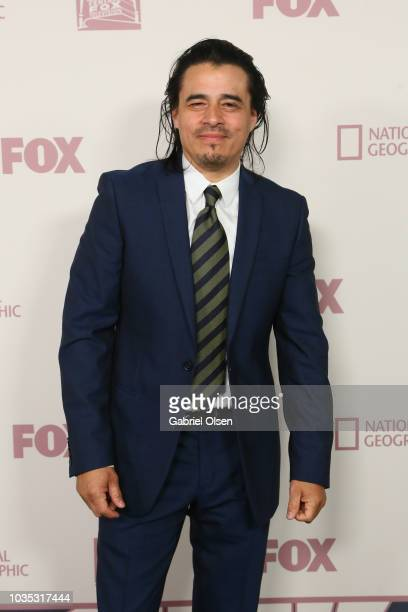 Antonio Jaramillo arrives for the FOX Broadcasting Company FX National Geographic and 20th Century Fox Television 2018 Emmy Nominee Party at Vibiana...