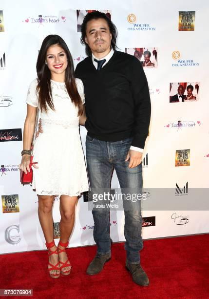 Antonio Jaramillo at the 4th Annual CC Teen Hollywood Film Festival at Raleigh Studios on November 11 2017 in Los Angeles California