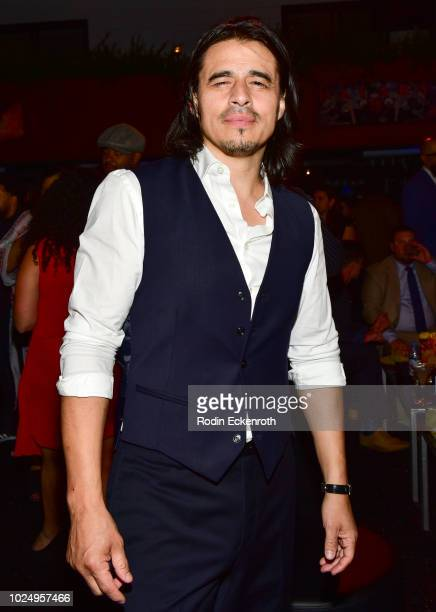 Antonio Jaramillo at the premiere of FX's 'Mayans MC' after party on August 28 2018 in Hollywood California