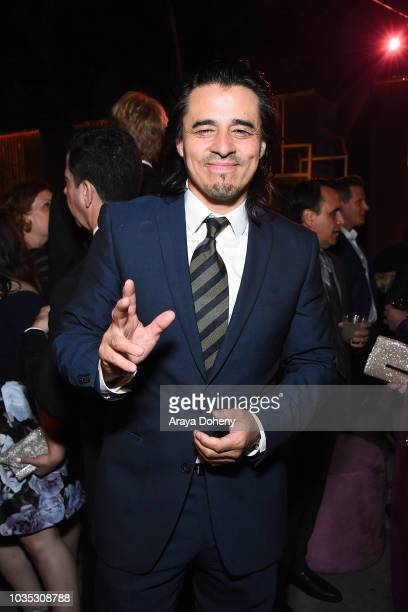 Antonio Jaramillo attends FOX Broadcasting Company FX National Geographic and 20th Century Fox Television 2018 Emmy Nominee Party at Vibiana on...