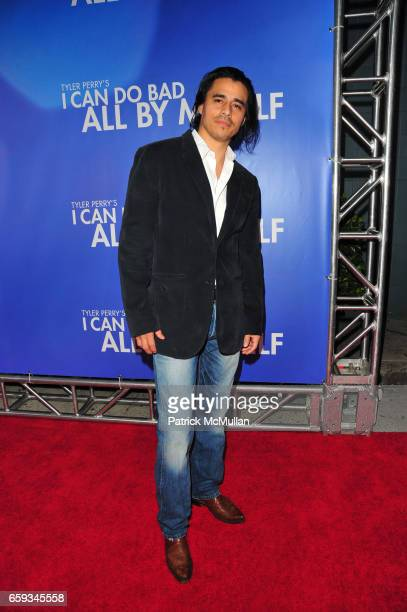 Antonio Jaramillo attends LIONSGATE host TYLER PERRYS 'I Can Do Bad All By Myself' Premiere Red Carpet Arrivals and AfterParty at SVA Theater M2...