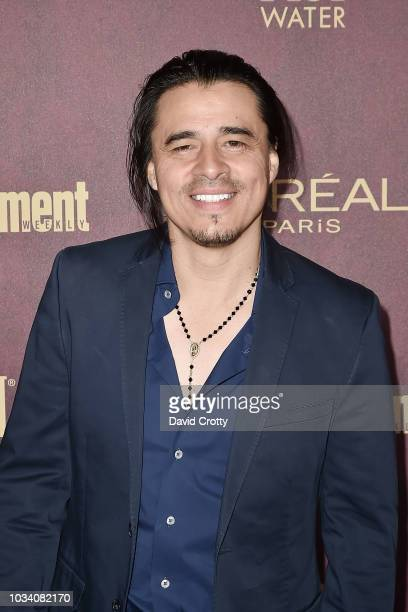 Antonio Jaramillo attends the Entertainment Weekly PreEmmy Party 2018 at Sunset Tower Hotel on September 15 2018 in West Hollywood California