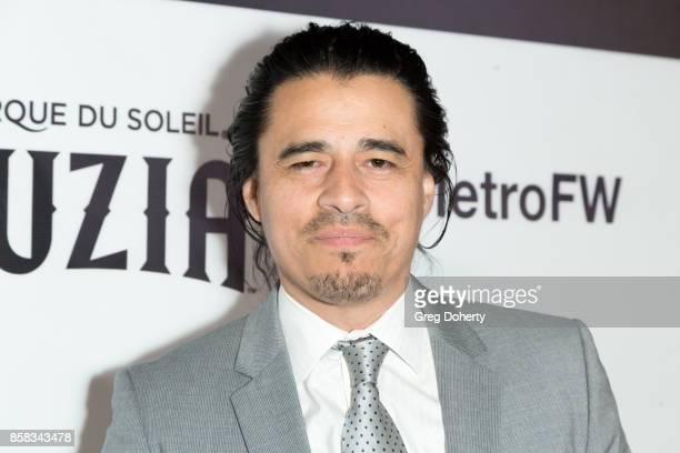 Antonio Jaramillo attends the Metropolitan Fashion Week Closing Night Gala at Arcadia Performing Arts Center on October 5 2017 in Arcadia California