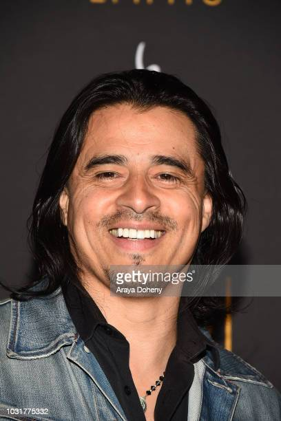 Antonio Jaramillo attends the Television Academy and SAGAFTRA CoHost Dynamic Diverse Emmy Celebration at Saban Media Center on September 11 2018 in...