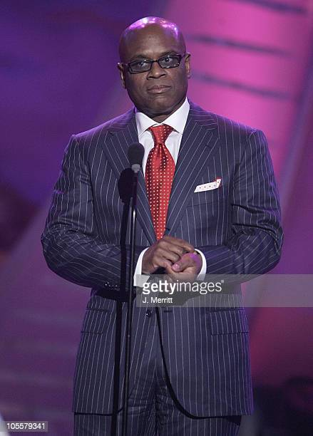 "Antonio ""L.A."" Reid during 19th Annual Soul Train Music Awards - Show at Paramount Studios in Hollywood, California, United States."