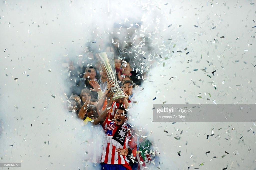 Atletico Madrid v Fulham - UEFA Europa League Final : News Photo