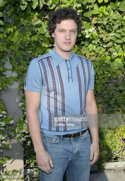 Antonio Marziale attends a special screening of the Netflix film Alex Strangelove at the Los Angeles LBGT Center and The Renberg Theatre on June 4...