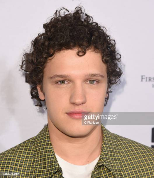 Antonio Marziale attends the Alex Strangelove premiere during the 2018 San Francisco Film Festival at Victoria Theatre on April 14 2018 in San...