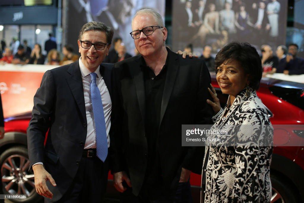 """Motherless Brooklyn"" Red Carpet - 14th Rome Film Fest 2019 : News Photo"
