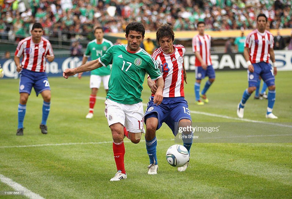 Paraguay v Mexico