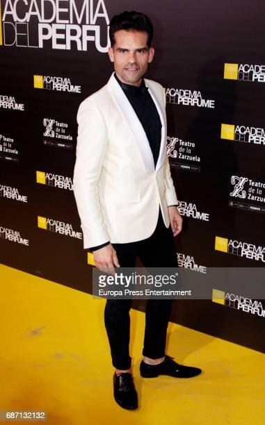 Antonio Najarro attends 'Academia del Perfume' awards 2017 at Teatro de la Zarzuela on May 22 2017 in Madrid Spain