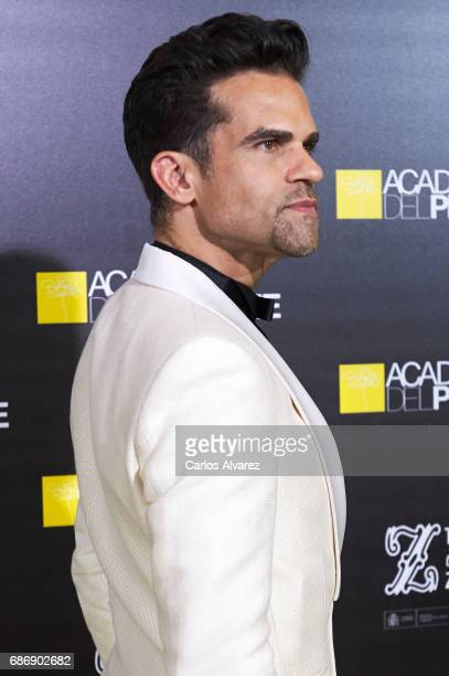 Antonio Najarro attends the 'Academia del Perfume' awards 2017 at the Zarzuela Teather on May 22 2017 in Madrid Spain