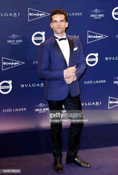 Antonio Najarro attends the Telva Tribute Gala 2018 at Real Academia de Bellas Artes de San Fernando on October 9 2018 in Madrid Spain