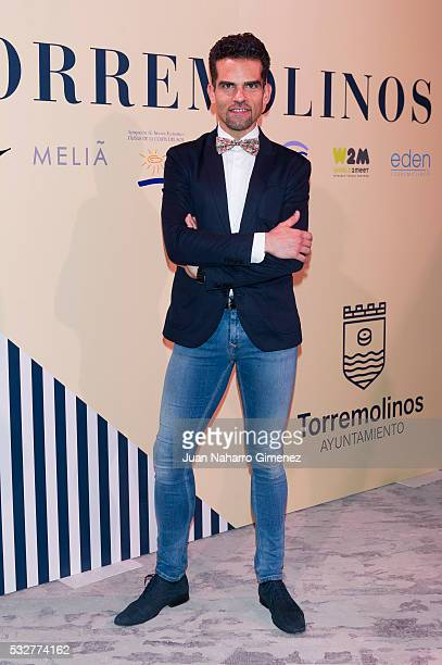 Antonio Najarro attends the Torremolinos New Turistic Project presentation at El Principito Theater on May 19 2016 in Madrid Spain