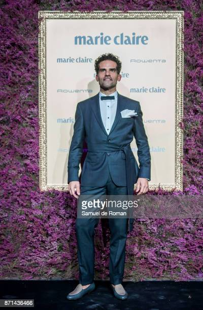 Antonio Najarro attends the XV Marie Claire Prix de la Moda Awards at Florida Retiro on November 7 2017 in Madrid Spain