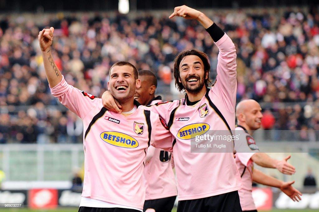 US Citta di Palermo v SS Lazio - Serie A