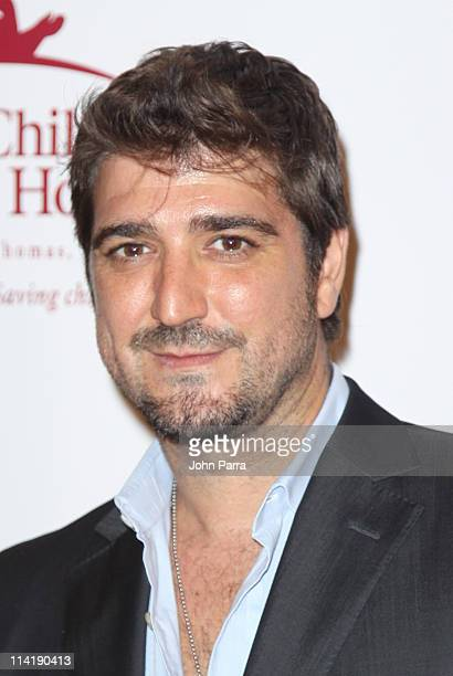 Antonio Orozco attends the 9th Annual FedEx/St Jude Angels and Stars Gala at JW Marriott on May 14 2011 in Miami Florida
