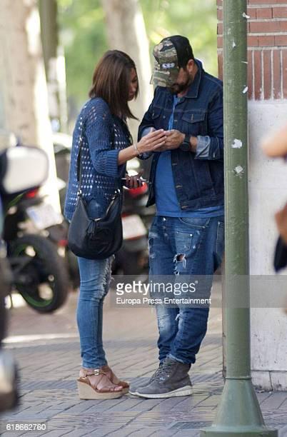 Antonio Orozco is seen on October 4 2016 in Madrid Spain