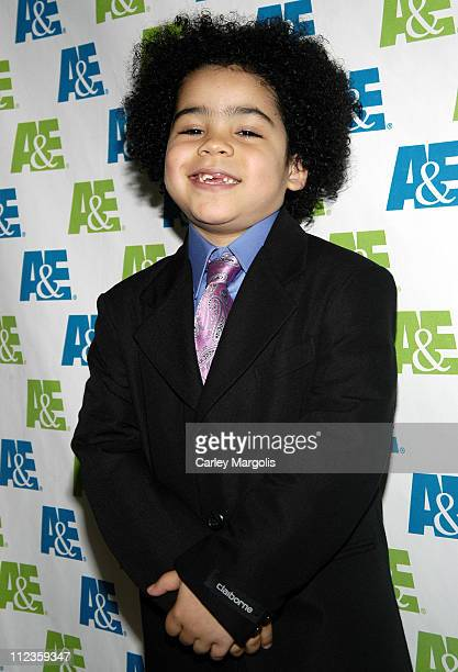 Antonio Ortiz during Knights of the South Bronx New York City Premiere and AE's Lives That Make a Difference Ceremony at Fashion Institute of...