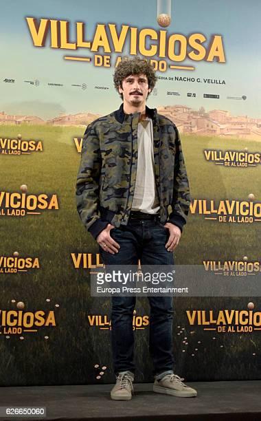 Antonio Pagudo attends 'Villaviciosa de al lado' photocall at Palacio de los Duques hotel on November 29 2016 in Madrid Spain