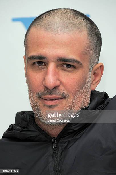 Antonio Pinto attends the 5th Annual Cinema Eye Honors for Nonfiction Filmmaking at the Museum of the Moving Image on January 11 2012 in the Queens...