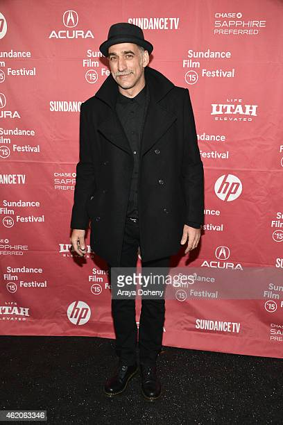 Antonio Quercia attends the 'Knock Knock' Premiere 2015 Sundance Film Festival on January 23 2015 in Park City Utah