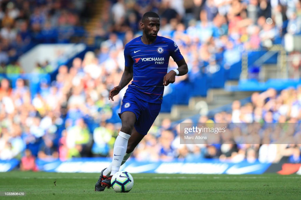 Chelsea FC v Cardiff City - Premier League : News Photo