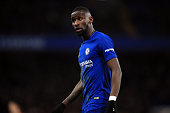 london england antonio rudiger chelsea during