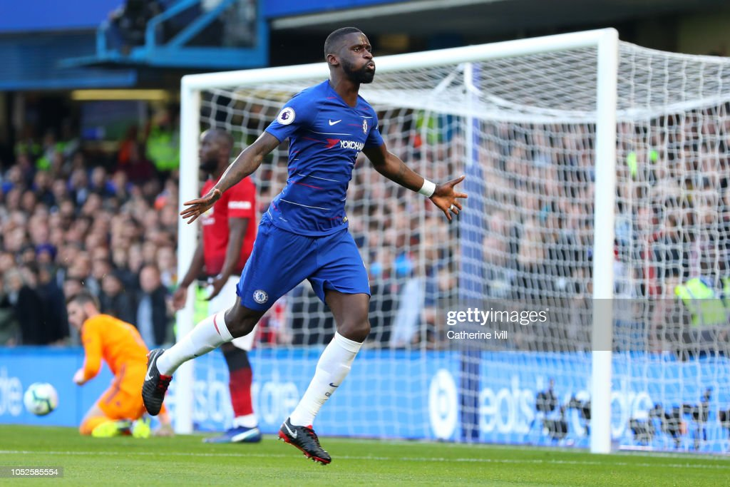 Chelsea FC v Manchester United - Premier League : ニュース写真