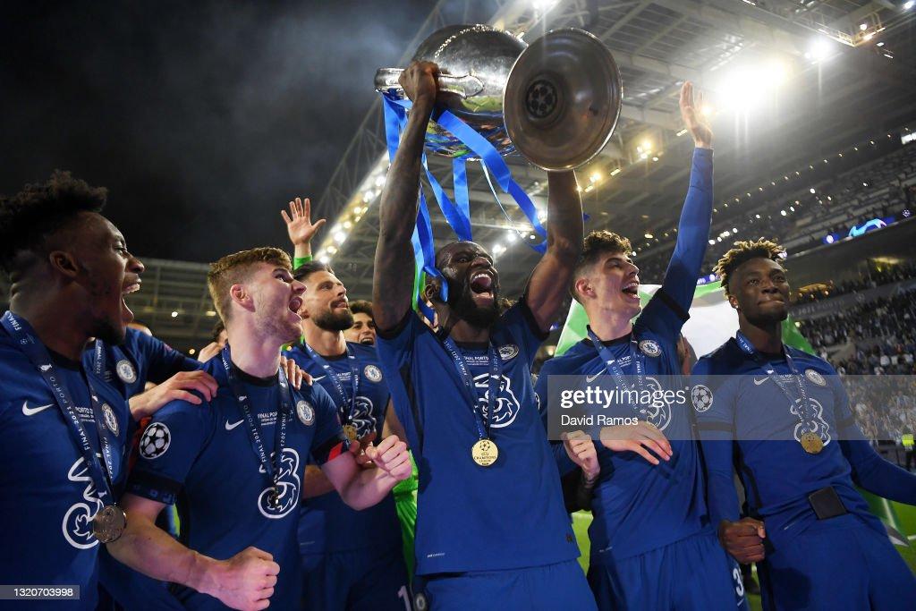 Manchester City v Chelsea FC - UEFA Champions League Final : News Photo