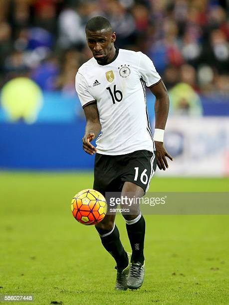 Antonio Ruediger Rüdiger Fussball Freundschaftsspiel : Frankreich - Deutschland Football friendly match national team France Germany