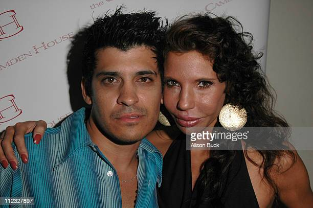 Antonio Rufino and Pietra Thornton during Camden House Presents 30 Under 30 April 20 2006 at Camden House in Los Angeles California United States