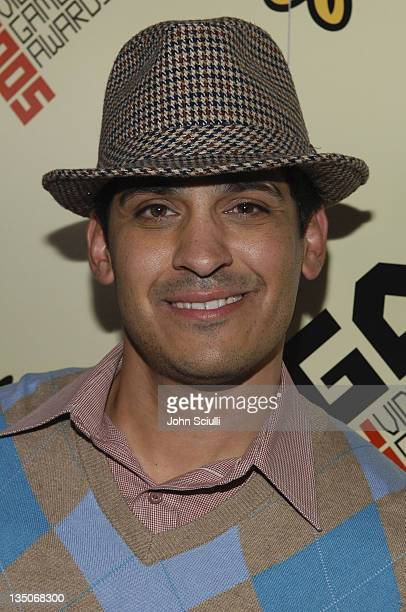 Antonio Rufino during 2005 Spike TV Video Game Awards Party Hosted by FHM and SpikeTV at Basque in Hollywood California United States