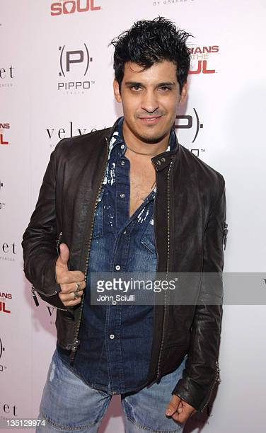 Antonio Rufino during 33rd Annual American Music Awards 'Musicians Rock the Soul' After Party at Privilage in Los Angeles California United States...